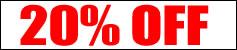 大きいサイズ メンズ 通販 デビルーズ 20%OFFバナー