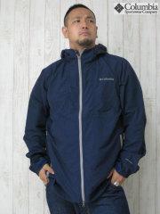 (大きいサイズ)Columbia(コロンビア)「HAZEN」(COLLEGIATEネイビー)ジャケット