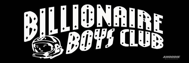 (大きいサイズ)BILLIONAIRE BOYS CLUB(ビリオネア ボーイズクラブ)バナー
